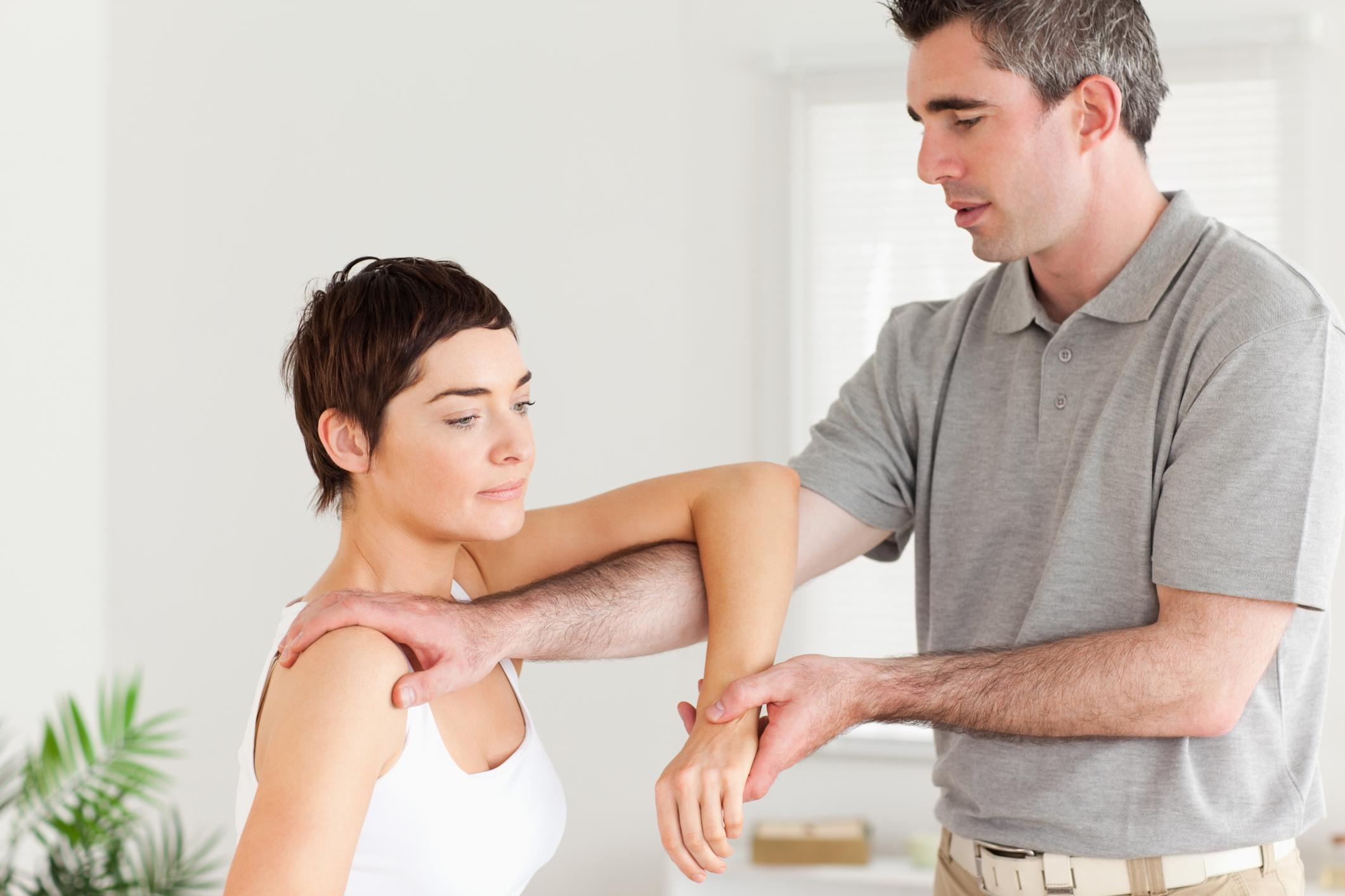 Roseville Chiropractor - Shoulder and Wrist Injuries 2