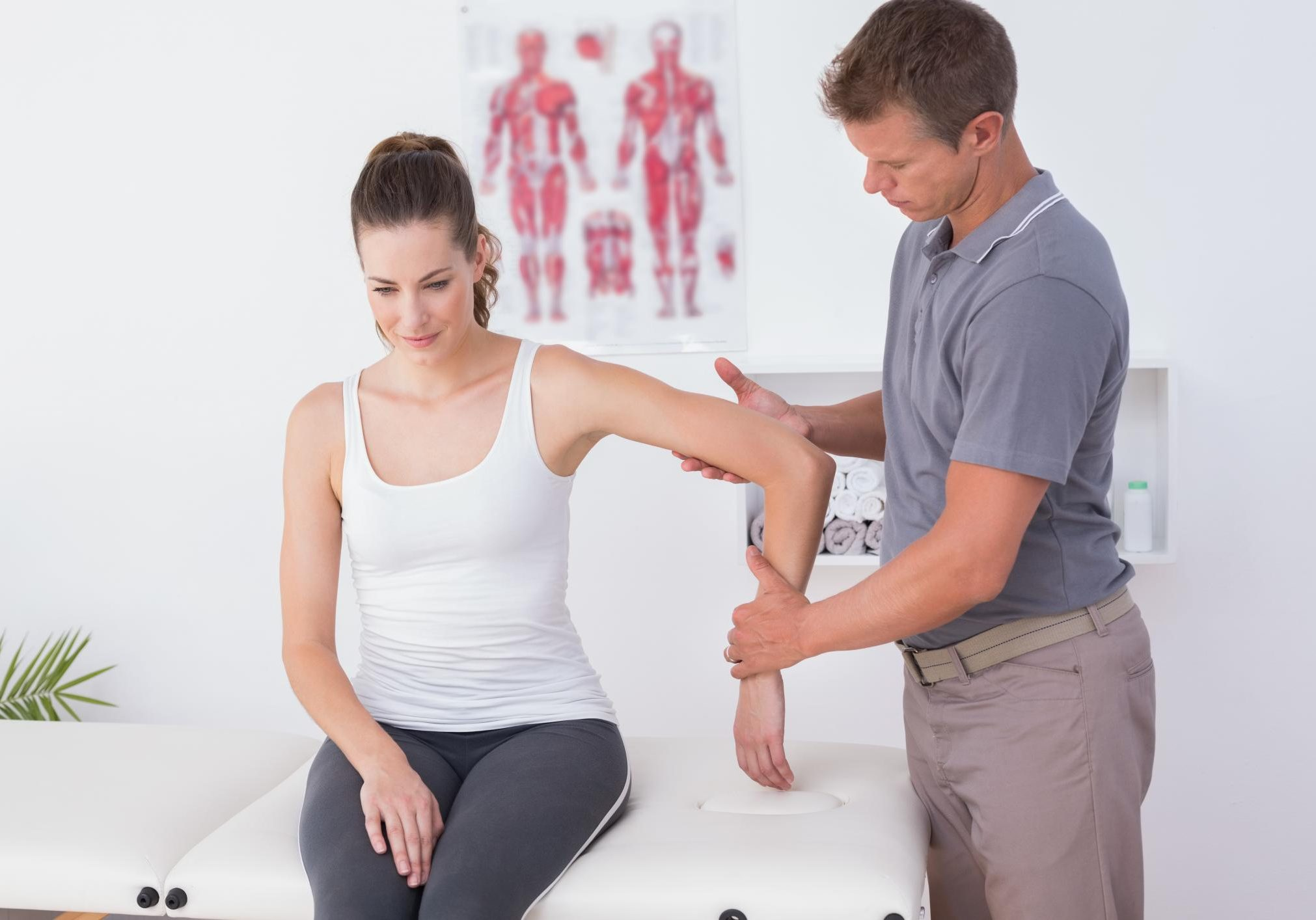 Roseville Chiropractor - Shoulder and Wrist Injuries 1
